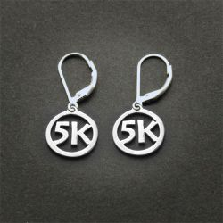 5K Earrings | Sterling Silver