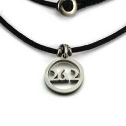 26.2 Charm | Stainless Steel | 1.5mm Polycord