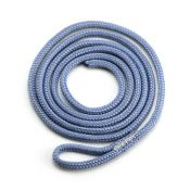 Accessory Cord | Faded Denim | 2mm Polycord | 22 inch