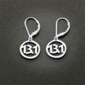 13.1 Earrings | Sterling Silver