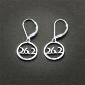 26.2 Earrings | Sterling Silver