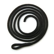 Accessory Cord | Black | 2mm Polycord | 30 inch